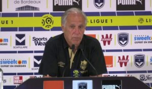 Foot - L1 - Nantes : Girard «On a du mal à finaliser»