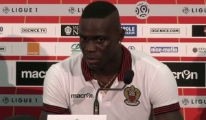 Foot - L1 - Nice : Balotelli «Le coach croit en moi»