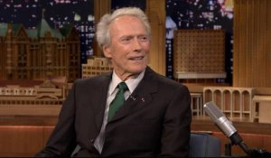 Clint Eastwood teste l'appli Bonk - The Tonight Show du 07/09 - CANAL+