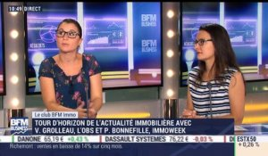 Le club immo (2/2): Virginie Grolleau VS Pascal Bonnefille VS Marie Coeurderoy - 14/09