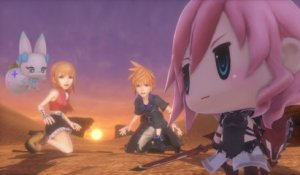 World of Final Fantasy - Bande-annonce TGS 2016
