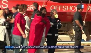 Sicile : Catane face à l'afflux de migrants morts ou vifs
