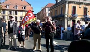 BELFORT MANIF SOUTIEN ALSTOM INTERNATIONALE