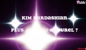 Kim Kardashian : plus jolie au naturel ?