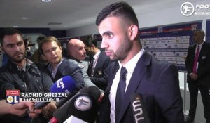 OL : Ghezzal optimiste pour sa prolongation