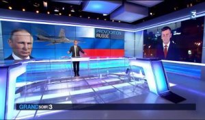 Russie : les raisons de ses multiples provocations