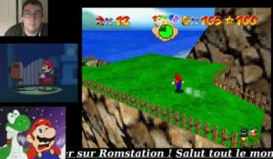 Mario 64 On avance tranquillement ! (05/10/2016 16:39)