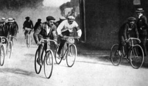 Grand Départ de Montgeron 1903 - Tour de France 2017