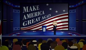 South Park imagine la campagne de Donald Trump
