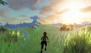 Zelda sur Switch : Bande annonce de Breath of the Wild !