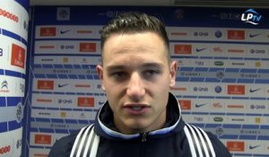 "Thauvin : ""Un bon point de pris"""