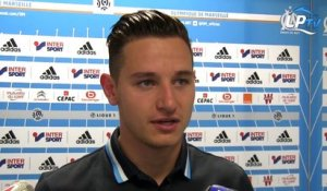 "Thauvin ""Je remercie les supporters"""