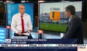 Regard sur la Tech: Amazon affiche d'excellents résultats portés par le cloud - 31/10