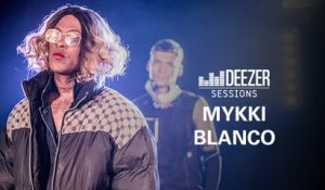 Mykki Blanco - Deezer Session