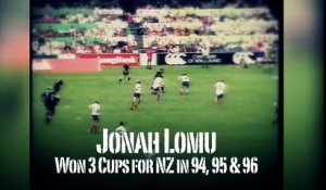 Jonah Lomu & le rugby à 7 !