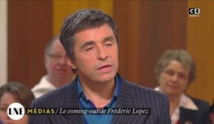 "Le coming-out de Frédéric Lopez ""mis en scène"" par France 2 ?"