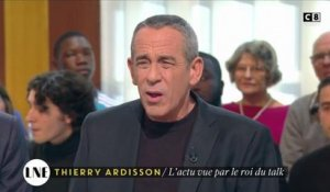 """La Nouvelle Edition"" : Thierry Ardisson s'explique sur l'affaire Guillon"