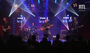 Sting - 50.000 (live) - Le Grand Studio RTL