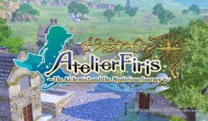 Atelier Firis : The Alchemist and the Mysterious Journey - Bande-annonce