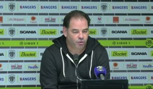 Foot - L1 - SCO : Moulin «Encore en apprentissage»