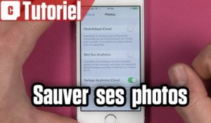 Comment sauvegarder les photos de son iPhone ou iPad ?