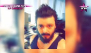 Kev Adams métamorphosé : cheveux longs et barbe, son look étonnant (VIDEO)