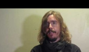 Opeth interview - Mikael (part 1)