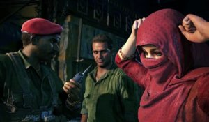 Uncharted The Lost Legacy : Trailer d'Annonce