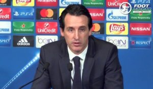 La déception d'Emery