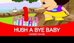 Hush A Bye Baby - Nursery Rhyme Full Song ( Fountain Kids )
