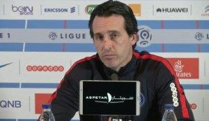 Foot - L1 - PSG : Emery «D'abord ma responsabilité»