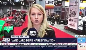What's Up New York: Vanguard défie Harley Davidson - 12/12