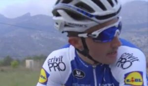 Cyclisme - Julian Alaphilippe s'amuse en stage à Denia avec l'équipe Quick-Step Floors