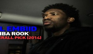 NBA Rooks: Joel Embiid on his Journey - NBA World - NTSC