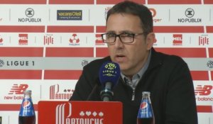 Foot - L1 - Losc : Collot «On peut partir en vacances sereinement»