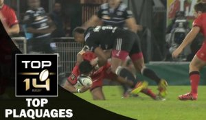 TOP Plaquages de la J14 – TOP 14 – Saison 20162017