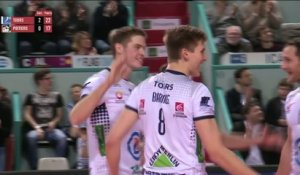 Volley - Ligue A (H) : Tours écrase Poitiers