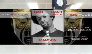 Afraw House Class - Team teach #2 - Karlos x Mamson