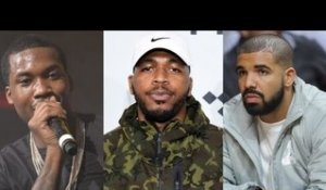 Quentin Miller says he was Attacked by Meek Mill