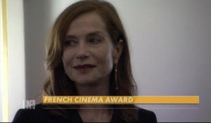 César 2017 :  Isabelle Huppert récompensée d'un French Cinema Award