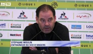 "Ligue 1 - Moulin : ""Beaucoup d'amertume"""