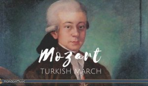 Giovanni Umberto Battel - Mozart - Turkish March | Classical Music