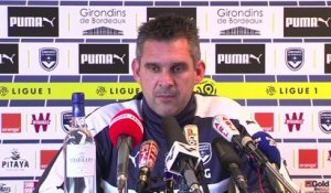 Foot - L1 - Bordeaux : Gourvennec «Faire douter Paris si c'est possible»