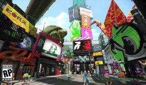 Splatoon 2 Global Testfire Trailer