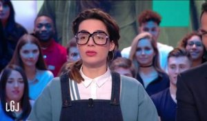 Le Grand Journal : Ornella Fleury ironise sur la fin du Grand Journal