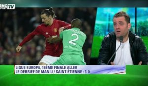 Quand Zlatan dupe l'arbitre et fait s'exciter l'After