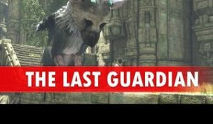 The Last Guardian - GAMEPLAY