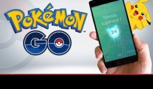 POKEMON GO GUIDE FR - Level 24 en 5 jours
