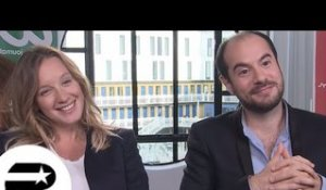 Kyan Khojandi et Ludivine Sagnier - Interview Exclusive