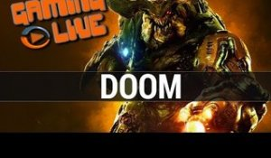 DOOM GAMEPLAY FR : Retour en Enfer sur le mode solo